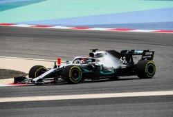 Russell cierra los test en Sakhir como el más rápido; Sainz 4º, Alonso 11º