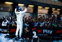 """Cuarto doblete de Mercedes, Bottas nuevo líder: """"Es increíble cómo estamos rindiendo"""""""