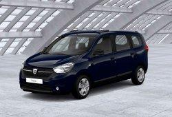 Dacia Lodgy GLP, un monovolumen de 7 plazas asequible y con etiqueta ECO