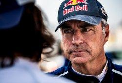 """Sainz: """"Arabia Saudí tiene el terreno ideal para el Dakar"""""""
