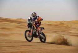 """Castera: """"El Dakar 2020 es una gran página en blanco"""""""