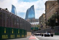 Así te hemos contado los entrenamientos libres del GP de Azerbaiyán de F1 2019