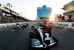 La diva y el cubo de Rubik: Pirelli saca lo mejor de Mercedes y desespera a Ferrari