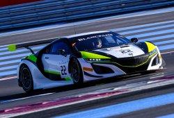 El equipo de Button confirma sus pilotos para la Blancpain