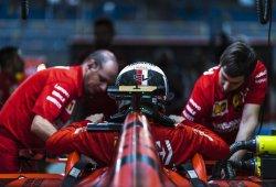 Ferrari explica el problema del motor de Leclerc: estará disponible en China