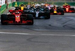 Ferrari, con menos neumáticos blandos que nadie en Bakú