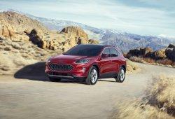Ford confirma un nuevo crossover sobre la base del Ford Kuga