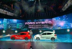 El nuevo Ford Focus EcoBoost Hybrid presentado oficialmente