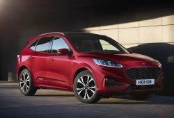 Ford Kuga 2019, renovación total para el SUV americano