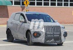 El nuevo SUV basado en el Mustang tendrá versión de alto rendimiento
