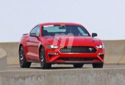 Primeras imágenes del supuesto Ford Mustang EcoBoost SVO