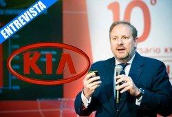 Entrevista a Eduardo Divar, Director General de Kia España
