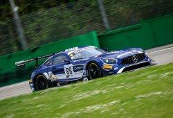 Marciello arranca al frente en Monza con el Mercedes #88