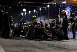 Haas ya sabe qué propició el desastre de Bahréin
