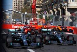 Bottas gana en Bakú y le da a Mercedes el mejor arranque de la historia de la F1