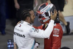 Hamilton equipara la situación entre Leclerc y Vettel a la que vivió con Alonso