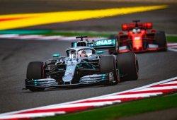 """Hamilton no se fía de Ferrari: """"Hay que rendir al 100% y nosotros estamos cerca"""""""