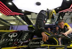 Hülkenberg admite que el Renault conserva deficiencias similares a las de 2018