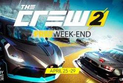 ¿Aún no has probado The Crew 2? Este fin de semana lo puedes jugar gratis