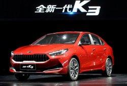 Kia K3 2019, el sedán chino se electrifica con una versión híbrida enchufable