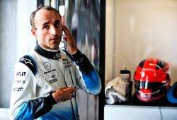 """Kubica asume la culpa de su accidente: """"Toqué el muro y pagué un alto precio"""""""