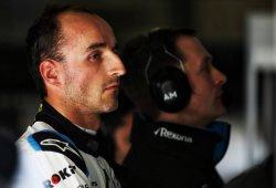 """Kubica, frustrado: """"Siempre fuí muy bueno en ritmo de carrera, ahora no lo tengo"""""""