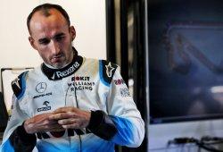 Kubica señala a los neumáticos como su principal escollo en la F1 actual