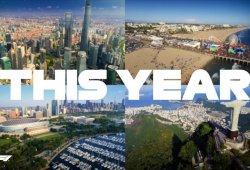 La F1 celebrará festivales en Shanghái, Chicago, Los Ángeles y Brasil