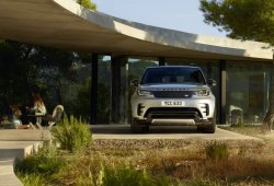 Land Rover celebra el 30º aniversario del Discovery con la edición especial Landmark Edition
