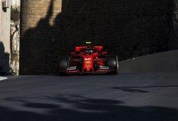 """Leclerc: """"En simulación de clasificación me sentí cómodo, pero hay que esperar a mañana"""""""