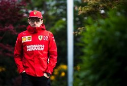 """Leclerc, autocrítico: """"Me merezco lo que ha pasado, he sido estúpido"""""""