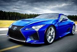 Lexus anuncia novedades para la gama LC ¿Llega al fin el nuevo LC F?