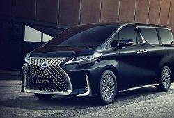 Lexus LM, un monovolumen cargado de lujo y confort que no llegará a Europa