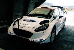 Lorenzo Bertelli competirá en Chile con un Ford Fiesta WRC