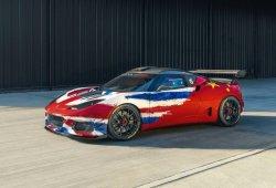 Lotus desvela el espectacular Evora GT4 concept en China