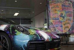 La vinculación de Porsche con el arte da lugar a la exposición itinerante Mäkelísmos