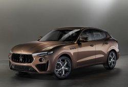 Maserati presentará dos unidades especiales del Levante en Nueva York