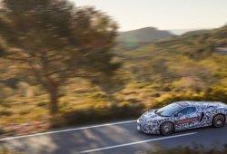 El nuevo McLaren Grand Tourer estrenará una configuración de motor híbrido