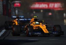 McLaren explica la última parada de Norris que le dio el séptimo puesto a Sainz