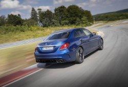 Los futuros Mercedes-AMG C 63 montarán un motor de cuatro cilindros híbrido