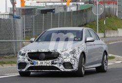 Mercedes-AMG llega al circuito de Nürburgring con el facelift del E 63