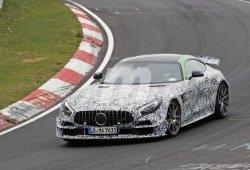 El Mercedes-AMG GT Black Series será el modelo más rápido de la marca