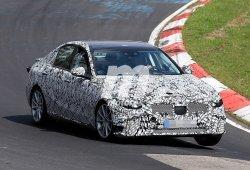 La nueva generación del Mercedes Clase C se enfrenta al trazado de Nürburgring