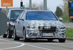 El nuevo Mercedes Clase S 2020 desvela nuevos detalles en su desarrollo