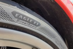 Goodyear lanza la nueva gama de neumáticos Eagle F1 Asymmetric 5 y SuperSport