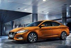 El nuevo Nissan Sylphy chino adelanta la nueva generación del Nissan Sentra