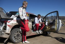 Ott Tänak valora las opciones que tiene para el WRC 2020