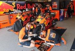 """Pol Espargaró: """"Estoy orgulloso del trabajo que estamos haciendo en KTM"""""""