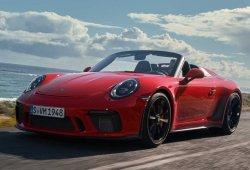 Porsche 911 Speedster: el último Porsche 991 nace en Nueva York