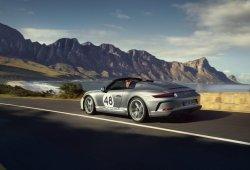 El nuevo Porsche 911 Speedster estrena el Heritage Design Package